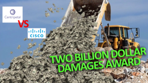Cisco Must Pay Two BILLION for Patent Infringement