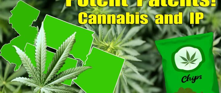 Cannabis and Innovation – Potent Patents! – Ep. 23 [Podcast]