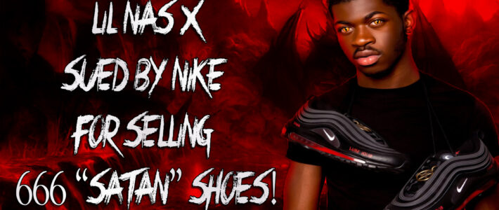 """Lil Nas X Sued By Nike For Selling 666 """"Satan"""" Shoes! – Ep. 31 [Podcast]"""