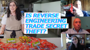 Is Reverse Engineering Skittles Trade Secret Theft or Not