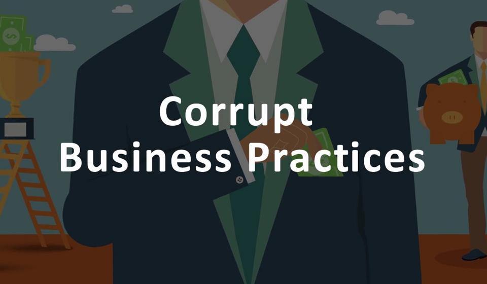 FCPA, Anti-Bribery, Anti-Corruption Training
